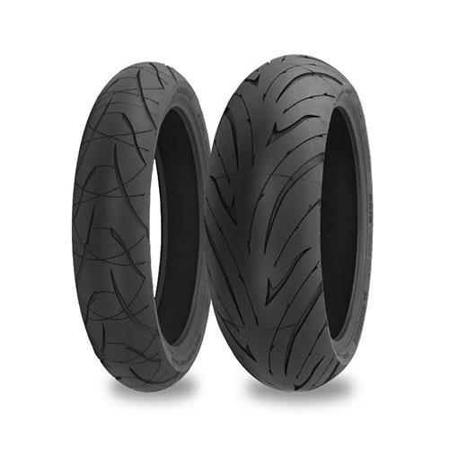 016 Verge 2X | Shinko Tyres | Shinko Motorcycle Tyres Australia