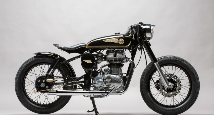 Brass Rajah from Mid Life Cycles | Shinko Tyres Australia