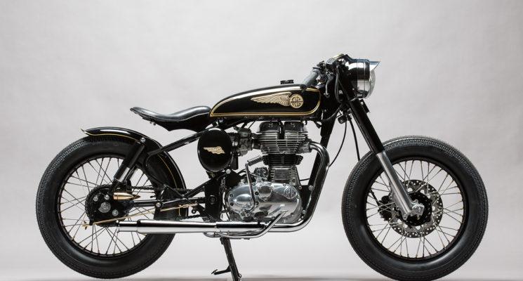 Brass Rajah from Mid Life Cycles | Shinko Tyres Australia